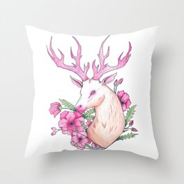 New Dawn Throw Pillow