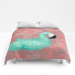 Flamingo Gang: Schrodinger Comforters