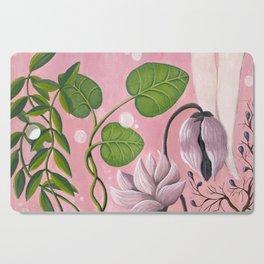 plants &  foots Cutting Board