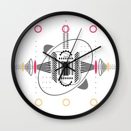JAPAN LEGEND Wall Clock