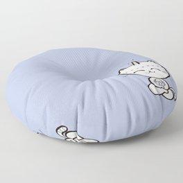 Lily Unicorn Kitty Floor Pillow