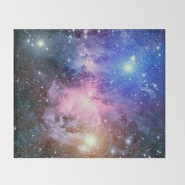 Great Orion Nebula Throw Blanket
