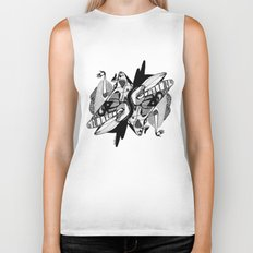Wet boy - Emilie Record Biker Tank
