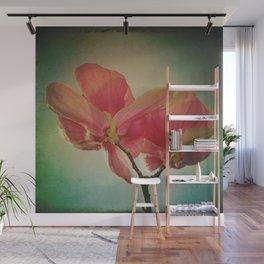 Vintage Spring Flowers Wall Mural