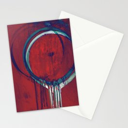 ouroboros one Stationery Cards