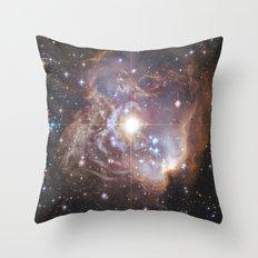 Galaxy Pearl Throw Pillow