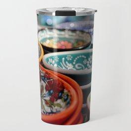 Santorini Bowls Travel Mug