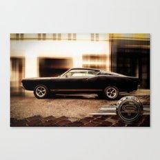 Ford Torino GT 380 Canvas Print