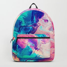Ice Paint Backpack