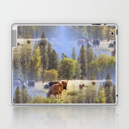 Another place in another time... Laptop & iPad Skin