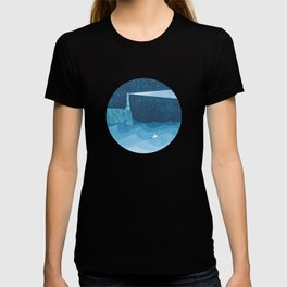 Lighthouse illustration T-shirt