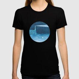 Lighthouse illustration T-shirt