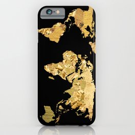 The World is Golden iPhone Case