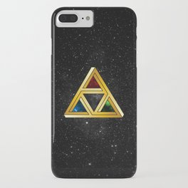 The Tri[llusion] Force iPhone Case