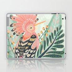 Hoopoe Bird Laptop & iPad Skin