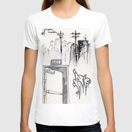 EXIT SERIES 1 T-shirt