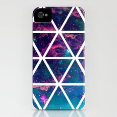 GALAXY TRIANGLES Slim Case iPhone (4, 4s)