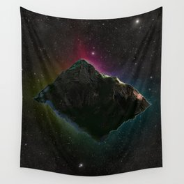 Space Rock - Portrait Wall Tapestry