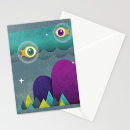 Lakeshore Drive #3 Stationery Cards