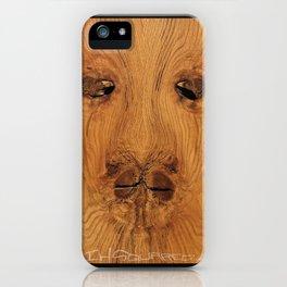 Lion Knot art iPhone Case