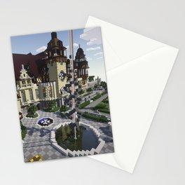 OverCast Peles Castle Stationery Cards