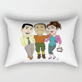 The Forager's Crew Rectangular Pillow