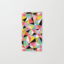 Geometric Jane Hand & Bath Towel