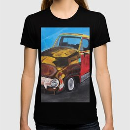 """Rat Rod #4"" T-shirt"