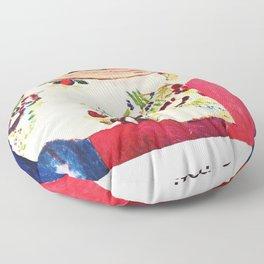 Donation Picasso Exhibition poster - Musée du Louvre Floor Pillow