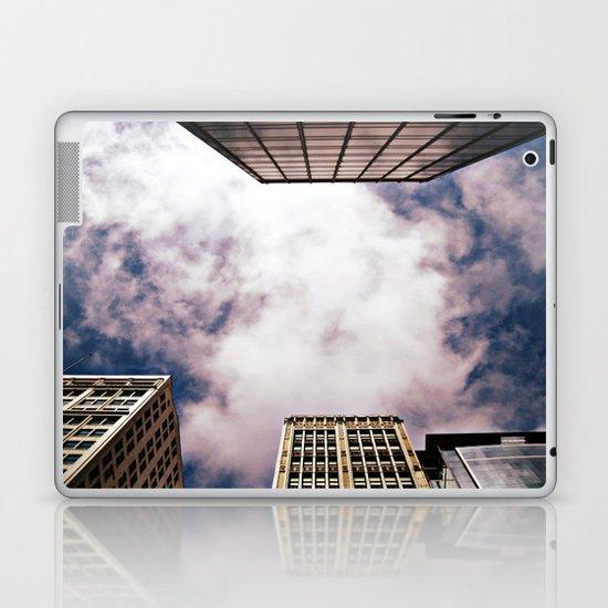 Chicago Skies Laptop & iPad Skin