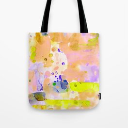 Flamingo Neon Tote Bag