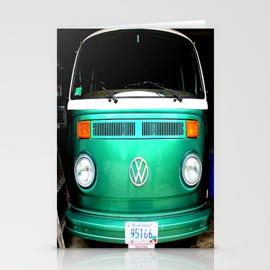 vw luv Stationery Cards
