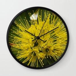 Little Golden Penda Wall Clock