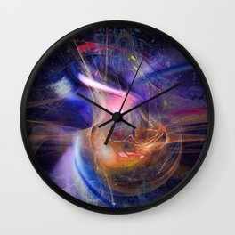 Caustique Wall Clock