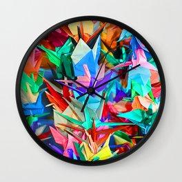 ORAGAMI Wall Clock