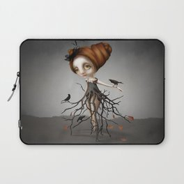 Omnia Vanitas Laptop Sleeve