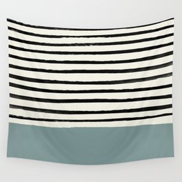 River Stone & Stripes Wall Tapestry