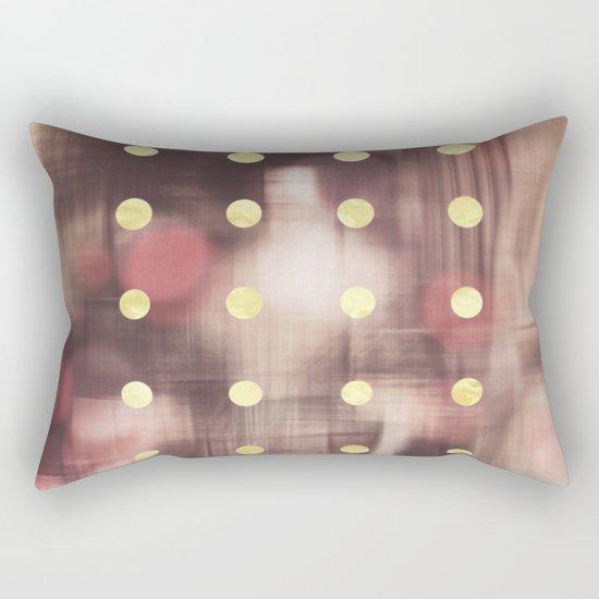 Focus and Shine Rectangular Pillow