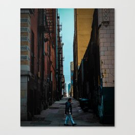 Timing Canvas Print