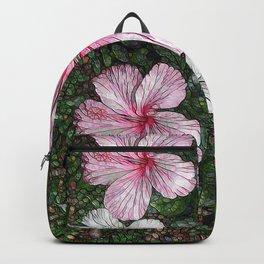 Fabulous hibiscus Backpack