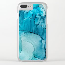 Matter To Me Clear iPhone Case