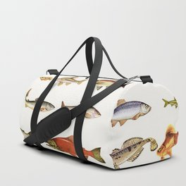 Fishing Line Duffle Bag