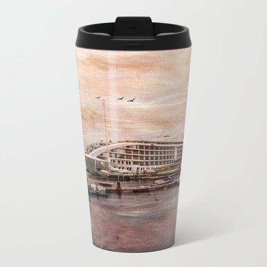 Sunborn Yacht Hotel, Gibraltar Metal Travel Mug
