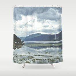 Scottish Loch Shower Curtain
