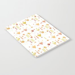 Geometric and flowers Notebook