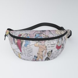 Affiche paramount political cartoons. 1919  Fanny Pack