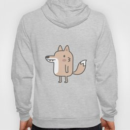 Friendly Fox Hoody