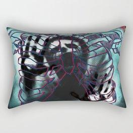 The Prisoner Rectangular Pillow