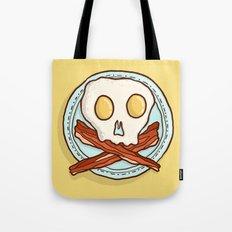 Pirate Breakfast Tote Bag