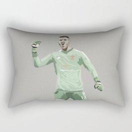 Dave Saves Rectangular Pillow